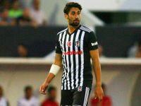 Gurbetçi futbolcunun yüzü Beşiktaş'ta güldü