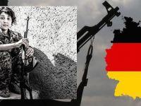 Alman ordu dergisinde PKK'lılar