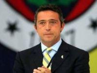 Ali Koç'dan Fenerbahçelilere destek mesajı