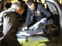 Türk sürücü 12 milyonluk uyuşturucu ile yakalandı