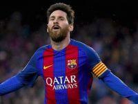 Suriyeli sığınmacıya Messi'den büyük sürpriz