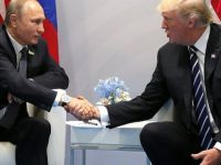 Putin'den Trump'a teşekkür