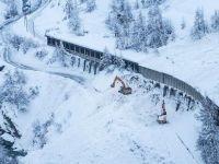 İsviçre 400 km'lik tünel yapacak