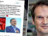 Der Spiegel hacklendi: Erdoğan'dan özür diliyoruz