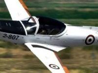 Eğitim uçağı düştü: 2 şehit