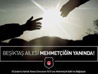 Beşiktaş'tan Mehmetçik'e anlamlı destek