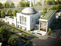 Almanya'nın modern cami projesi