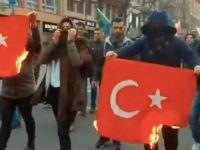 CHP'den bayrak yakanlara suç duyurusu