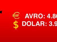 Avro ve dolardan yeni tarihi rekor