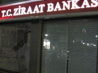 Yunanistan'da Ziraat Bankası'na saldırı