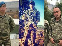Afrin'den acı haber: 3 asker şehit