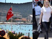 Alman turistler Türkiye'ye geri dönüyor