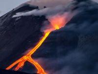 Fuego Yanardağı'nda patlama