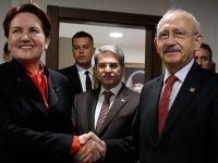 CHP ile İYİ Parti arasında anlaşma sağlandı