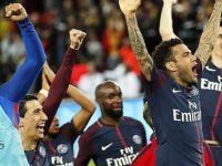 PSG, yıldızlarıyla kazandı