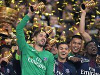 PSG kupada finale çıktı