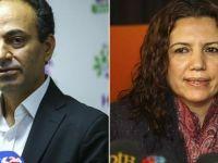 HDP'li Baydemir ve Irmak'ın vekillikleri düşürüldü