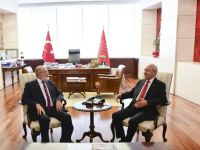 CHP-Saadet Partisi görüştü