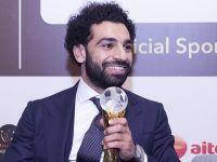 Yılın futbolcusu Salah oldu