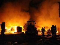 Plastik fabrikasında patlama: 20 yaralı