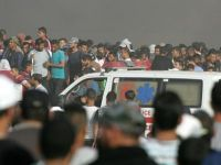 Gazze'de şehit sayısı 64'e yükseldi