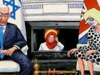 The Guardian'dan karikatüre 'Yahudi sansürü'