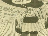 Netanyahu'yu çizdi, işten atıldı
