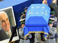 Helmut Kohl ölümünün 1. yılında anıldı