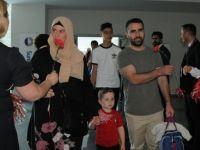 Diyarbakır'dan Avrupa'ya direkt uçuşlar başladı