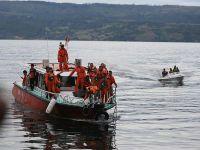 43 kişi kapasiteli tekne battı: 192 kayıp