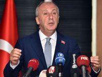 Muharrem İnce: Taksim'de kendimi yakarım
