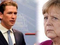 Avusturya veAlmanyaarasında sığınmacı krizi