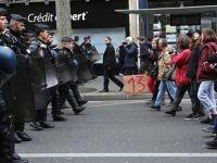 Fransa'da halk ile polis karşı karşıya