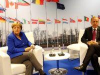 Merkel-Erdoğan görüşmesi başladı