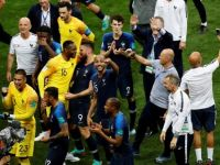 Dünya Kupası Fransa'nın oldu