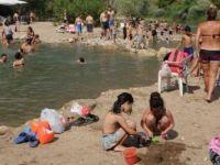Munzur ve Pülümür Akdeniz'i aratmıyor