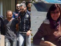 Alman kadın Antalya'da cinayete kurban gitti