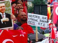 Almanya'da bozkurt ve rabia serbest