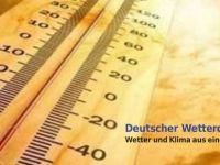 Almanya'ya çöl sıcakları geliyor