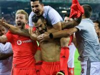 Beşiktaş play-off turuna yükseldi