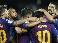 6 bininci gol Messi'den