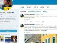İsveç'in sayfasını Mehmet yönetecek
