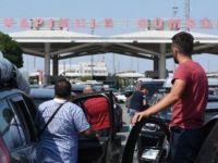 'Esas sıkıntı Bulgar gümrüğünde'