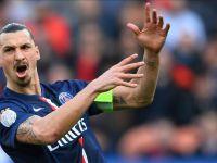 Ibrahimovic'ten 500. gol