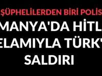 Almanya'da yine Türklere saldırı