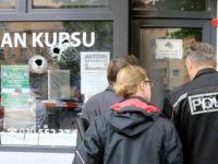 Berlin'de Kuran kursuna saldırı