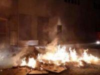 Alacakları ödenmeyen çocuk fabrikayı yaktı