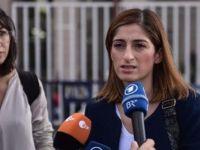 Meşale Tolu duruşma için İstanbul'da