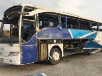 Yolcu otobüsü devrildi: 7 ölü, çok sayıda yaralı