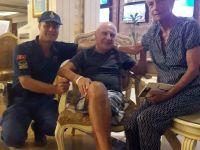 Kayıp İsviçreli Turist otelde bulundu